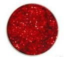 UV gel barevný glitrový Red Glitter 5 ml | Barevné UV gely - Glitrové barevné UV gely