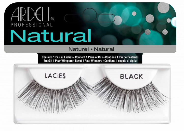 Nalepovací řasy Ardell Fashion Lashes Lacies Black | Umělé řasy a trsy - Nalepovací řasy Ardell