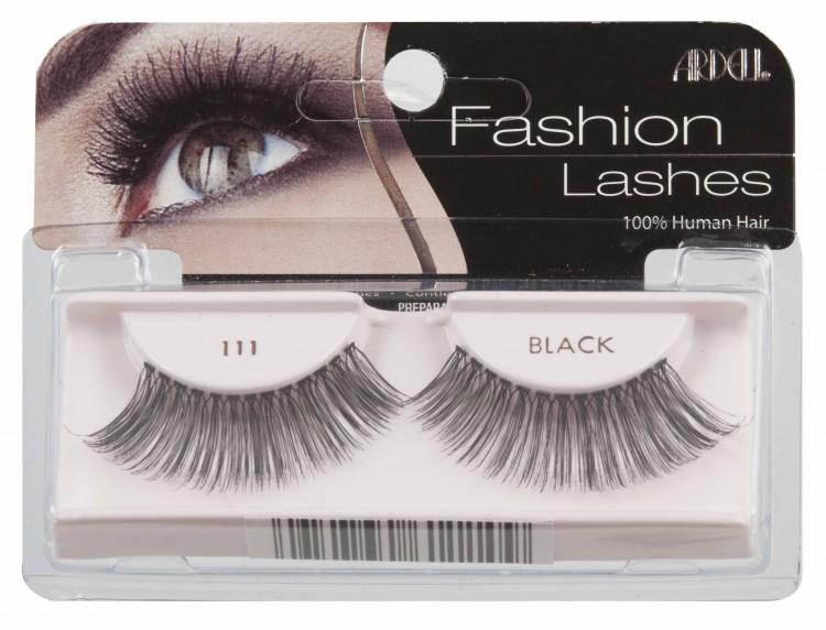 Nalepovací řasy Ardell Fashion Lashes 111 black | NEHTOVÁ MODELÁŽ - Umělé řasy a trsy - Nalepovací řasy Ardell