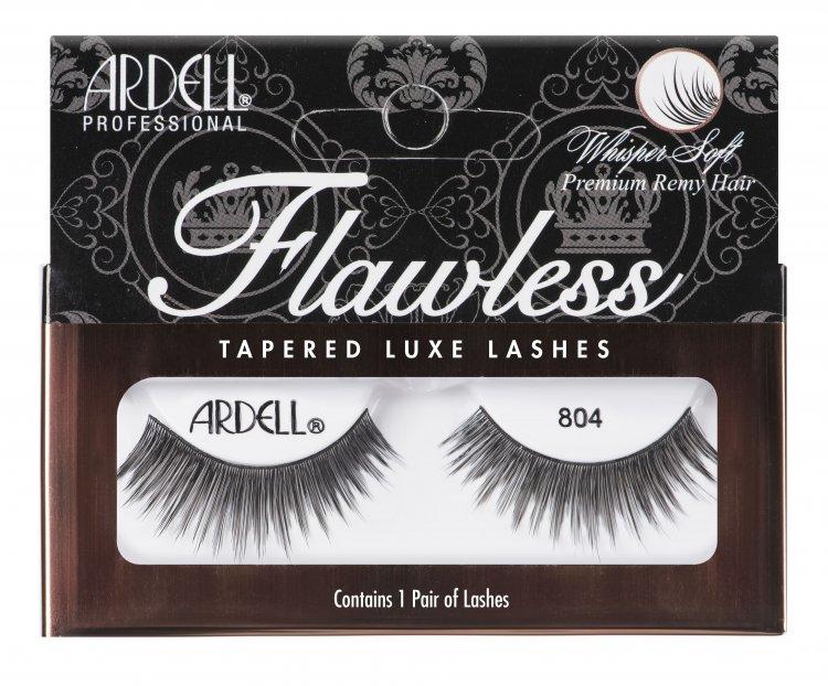 Nalepovací řasy Ardell Flawless Lashes 804 black | Umělé řasy a trsy - Nalepovací řasy Ardell