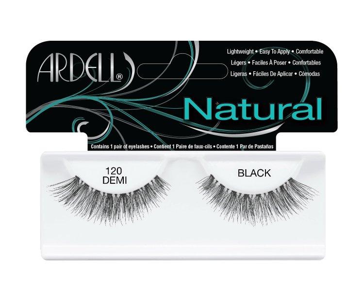 Nalepovací řasy Ardell Fashion Lashes 120 demi black | Umělé řasy a trsy - Nalepovací řasy Ardell