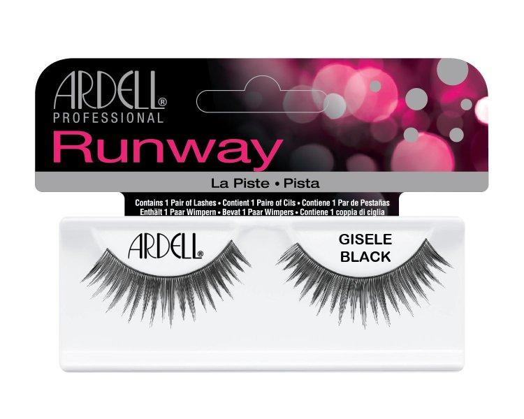 Nalepovací řasy Ardell Runway Gisele black | Umělé řasy a trsy - Nalepovací řasy Ardell
