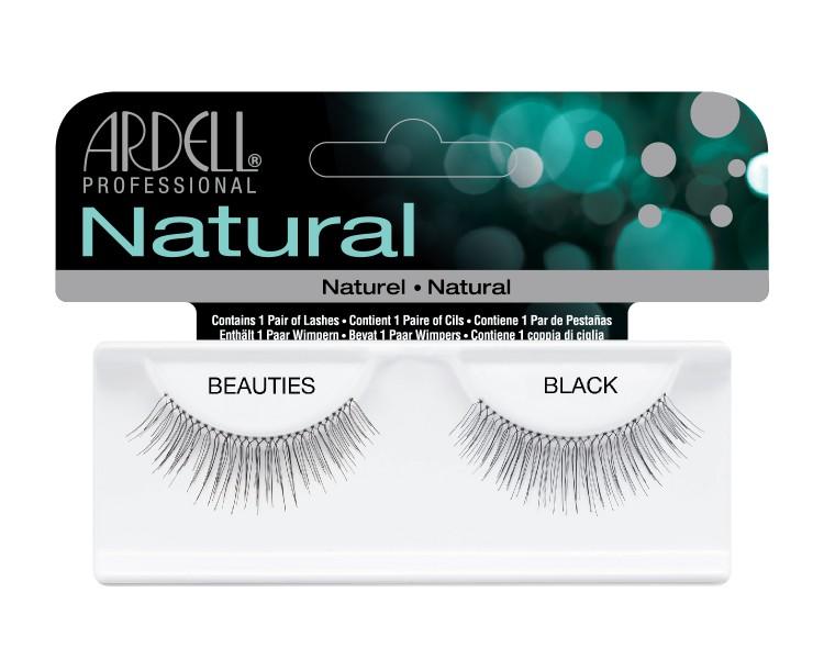 Nalepovací řasy Ardell Fashion Lashes Beauties black | Umělé řasy a trsy - Nalepovací řasy Ardell