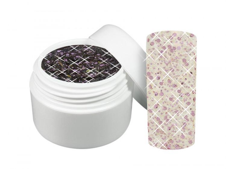UV gel barevný třpytivý Classic 5 ml | NEHTOVÁ MODELÁŽ - Barevné UV gely - Třpytivé barevné UV gely