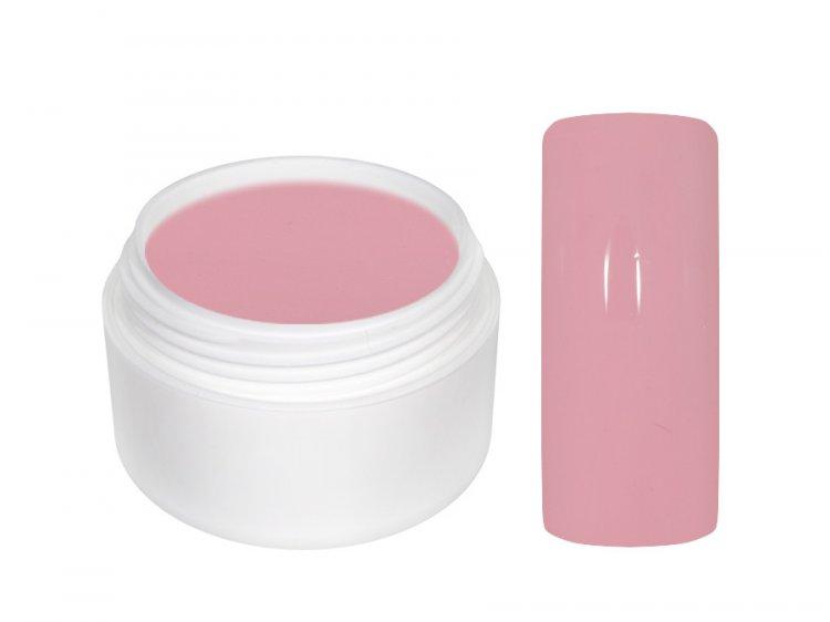 UV gel barevný babyrosa 5 ml | Barevné UV gely - Základní barevné UV gely
