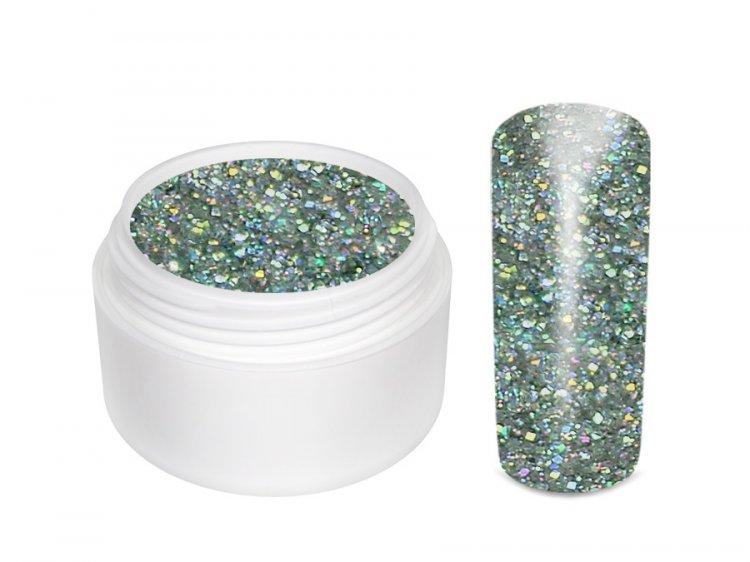 UV gel barevný Extrem Glitter Diamant 5 ml | Barevné UV gely - Glitrové barevné UV gely