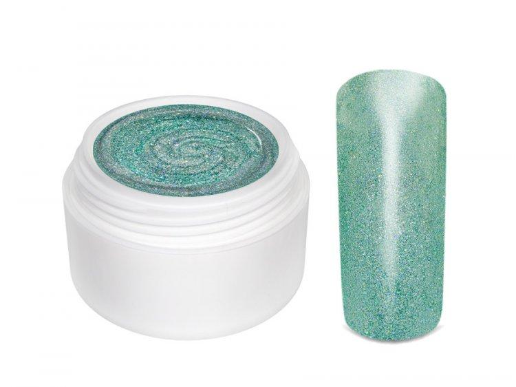 UV gel barevný Extrem Glimmer Amulet 5 ml | NEHTOVÁ MODELÁŽ - Barevné UV gely - Třpytivé barevné UV gely
