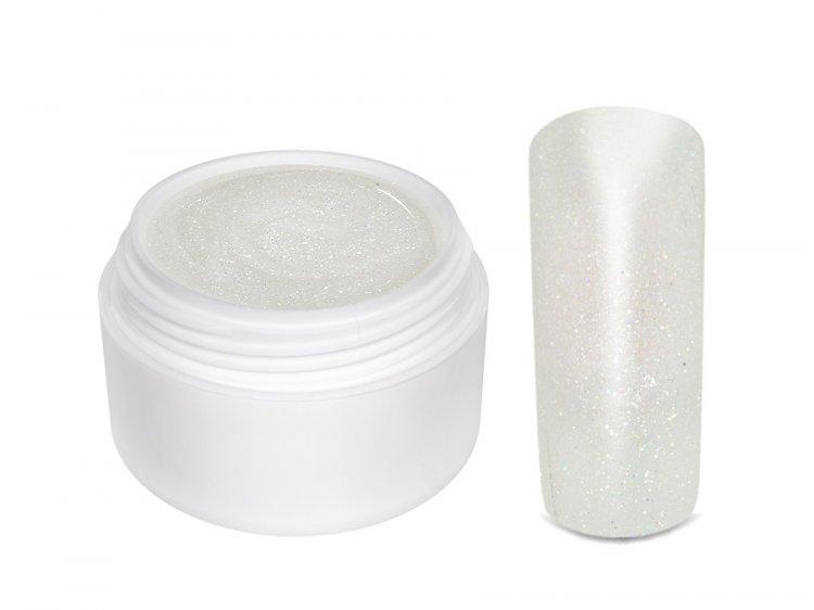 UV gel barevný Extrem Glimmer Crystal 5 ml | Barevné UV gely - Třpytivé barevné UV gely