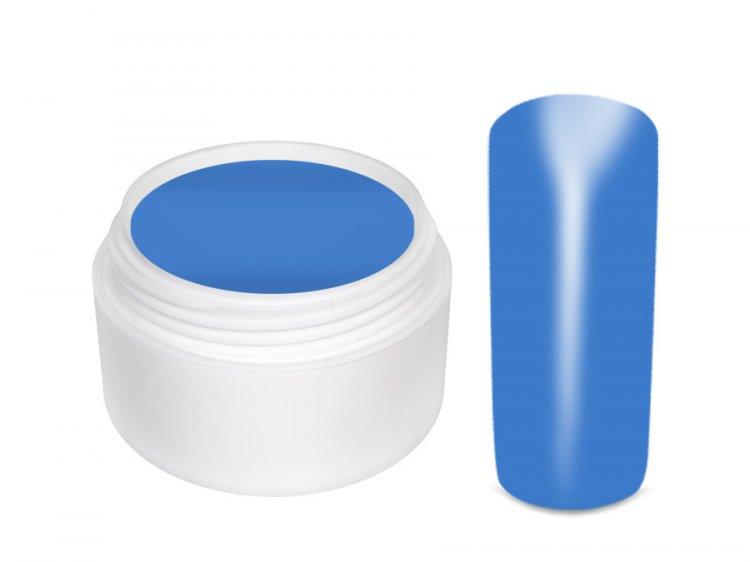 UV gel barevný fernblau 5 ml | Barevné UV gely - Základní barevné UV gely
