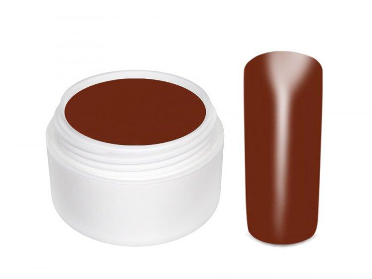 UV gel barevný kaffee 5 ml | NEHTOVÁ MODELÁŽ - Barevné UV gely - Základní barevné UV gely