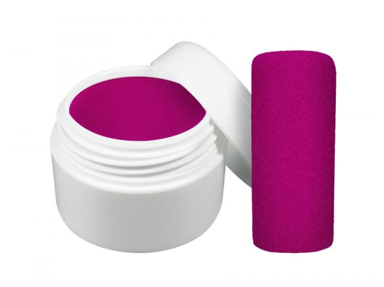 UV gel barevný neon lila 5 ml | Barevné UV gely - Neonové a pastelové barevné UV gely