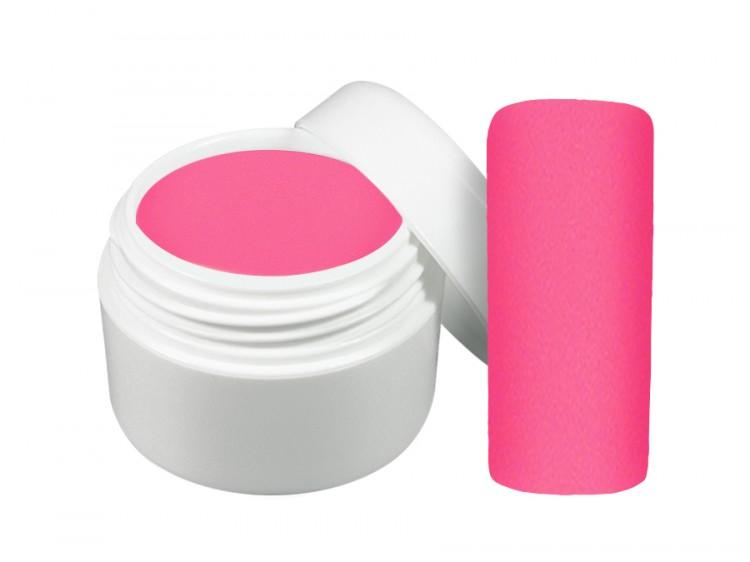 UV gel barevný neon růžový 5 ml | NEHTOVÁ MODELÁŽ - Barevné UV gely - Neonové a pastelové barevné UV gely