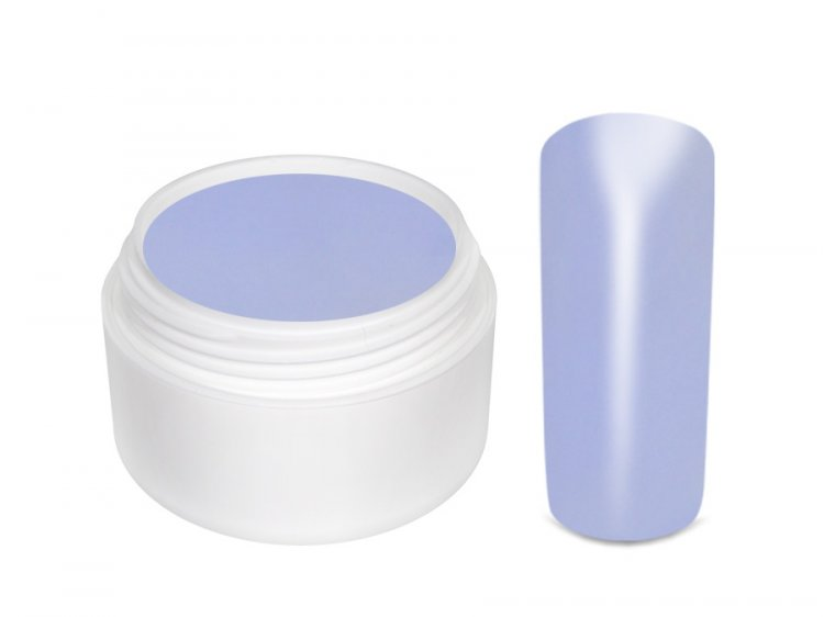 UV gel barevný weissblau 5 ml   NEHTOVÁ MODELÁŽ - Barevné UV gely - Základní barevné UV gely