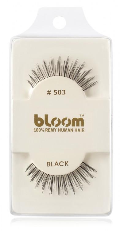 Nalepovací řasy Bloom 503 | NEHTOVÁ MODELÁŽ - Umělé řasy a trsy - Nalepovací řasy Bloom