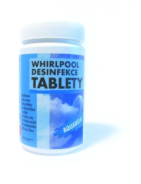 Bazénová chemie Whirlpool Dezinfekce tablety 1000 g | Bazénová chemie - Bezchlorová dezinfekce a čištění vířivých van