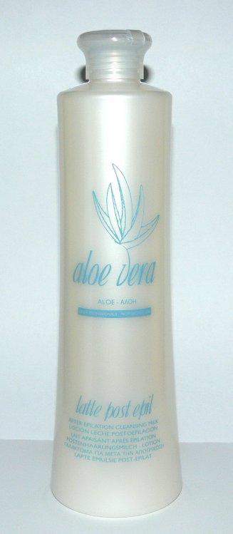 Roial Podepilační mléko s aloe vera 500 ml | Přípravky na depilaci - Depilační papíry a přípravky