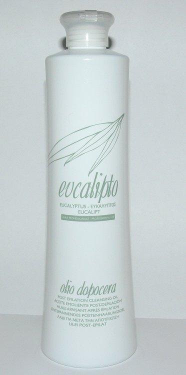 Roial Podepilační olej eukalyptový 500 ml | Přípravky na depilaci - Depilační papíry a přípravky