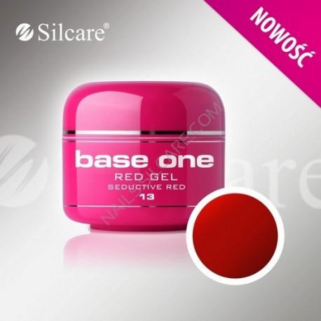 Barevný gel Seductive Red 5 ml | NEHTOVÁ MODELÁŽ - Barevné UV gely - Barevné UV gely - nové