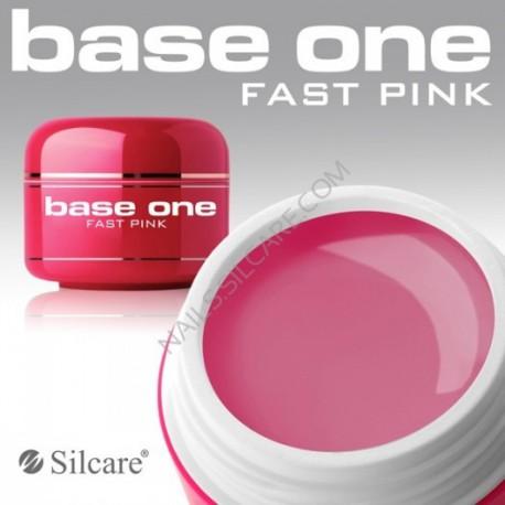 Barevný gel Fast Pink 5 ml   NEHTOVÁ MODELÁŽ - Barevné UV gely - Barevné UV gely - nové