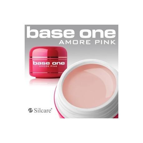 Barevný gel Amore Pink 5 ml | NEHTOVÁ MODELÁŽ - Barevné UV gely - Barevné UV gely - nové