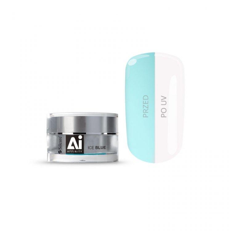 UV gel Affinity Ice Blue 30 ml   NEHTOVÁ MODELÁŽ - UV gely  - UV gely Affinity
