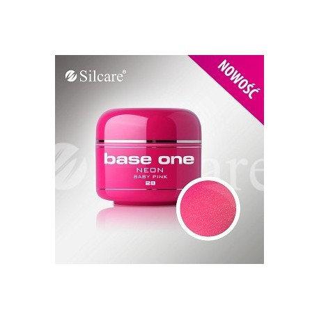 Barevný gel neon Baby Pink 5 ml | NEHTOVÁ MODELÁŽ - Barevné UV gely - Barevné UV gely - nové Neon