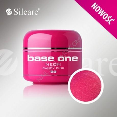 Barevný gel neon Candy Pink 5 ml | NEHTOVÁ MODELÁŽ - Barevné UV gely - Barevné UV gely - nové Neon