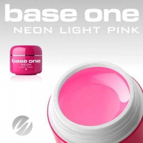 Barevný gel neon Light Pink 5 ml | NEHTOVÁ MODELÁŽ - Barevné UV gely - Barevné UV gely - nové Neon