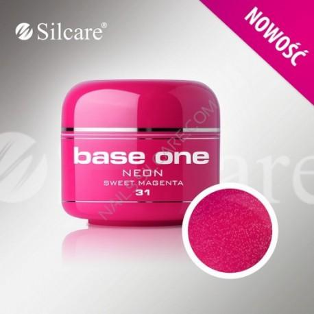 Barevný gel neon Sweet Magenta 5 ml | NEHTOVÁ MODELÁŽ - Barevné UV gely - Barevné UV gely - nové Neon