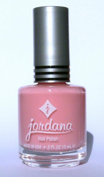 Jordana 962 Soft Pink Lak na nehty 15 ml | NEHTOVÁ MODELÁŽ - Laky na nehty - Laky na nehty Jordana
