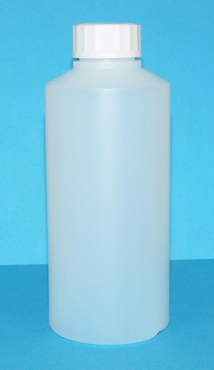 Láhev HDPE 250 ml transparent vč. víčka | NEHTOVÁ MODELÁŽ - Obalový materiál
