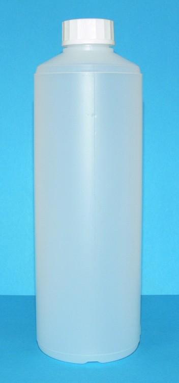 Láhev HDPE 500 ml transparent vč. víčka | NEHTOVÁ MODELÁŽ - Obalový materiál