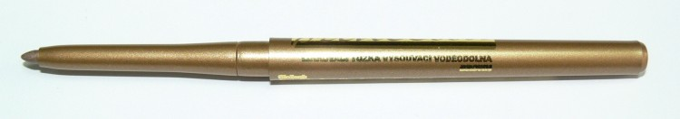 Princessa Eyeliner Pencil linkovací tužka vysouvací, voděodolná zlatohnědá | Dekorativní kosmetika - Tužky linkovací