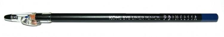 Princessa KOHL PENCIL tužka linkovací dřevěná s ořezávátkem tmavě modrá | NEHTOVÁ MODELÁŽ - Dekorativní kosmetika - Tužky linkovací