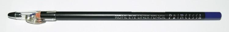 Princessa KOHL PENCIL tužka linkovací dřevěná s ořezávátkem violet | Dekorativní kosmetika - Tužky linkovací