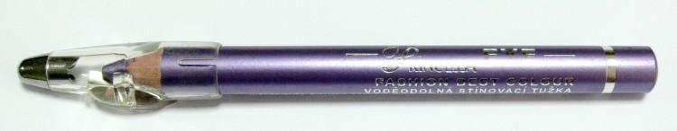 Princessa EYE SHADOW PENCIL tužka stínovací voděodolná s ořezávátkem šeříková | Dekorativní kosmetika - Tužky stínovací