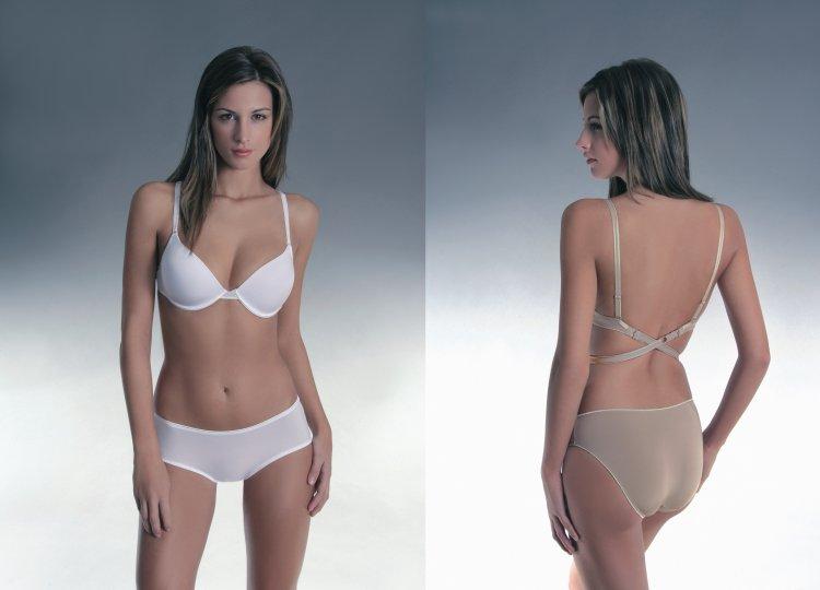 dd3ec05e8 Podprsenka multifunkční 24833 barva tělová | NEHTOVÁ MODELÁŽ - Spodní  prádlo Sassa