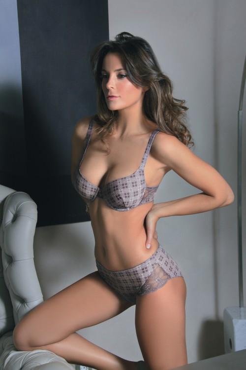 Kalhotky Panty Selection 34863 potisk | NEHTOVÁ MODELÁŽ - Spodní prádlo Sassa