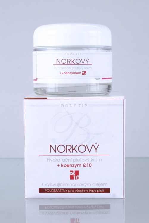 Body Tip Norkový pleťový krém 50 ml | NEHTOVÁ MODELÁŽ - Péče o pleť a tělo Vivaco - Pleťové krémy