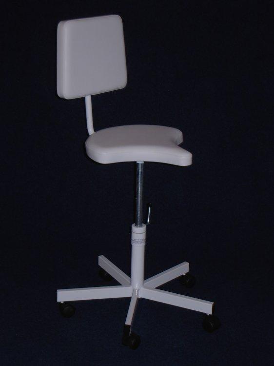 Židle vykrojená mechanicky stavitelná | SLEVY - VÝPRODEJ
