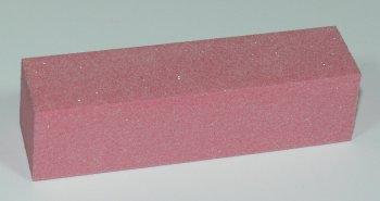 Leštící blok na nehty čtyřstranný růžový jemný 120/180 | Leštičky, leštící bloky a pilníky na nehty pro nehtovou modeláž a manikúru - Leštičky a leštící bloky na nehty pro nehtovou modeláž a manikúru