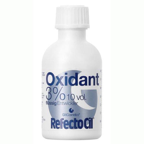 RefectoCil Oxidant 3% peroxid liquid - 50 ml | Barvy na řasy a na obočí