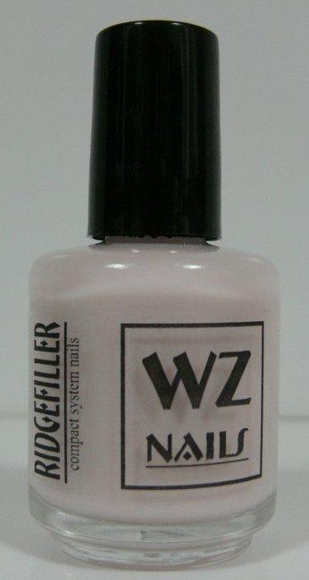 Podkladový lak růžový Ridgefiller Rose 15 ml | NEHTOVÁ MODELÁŽ - Přípravky k péči o nehty a k manikúře - Přípravky k péči o nehty a k manikúře WZ nails
