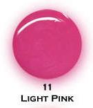 UV gel barevný perleťový Light Pink 5 ml | NEHTOVÁ MODELÁŽ - Barevné UV gely - Perleťové barevné UV gely