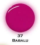 UV gel barevný perleťový Babalu 5 ml | NEHTOVÁ MODELÁŽ - Barevné UV gely - Perleťové barevné UV gely