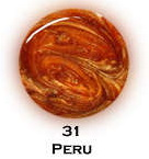 UV gel barevný perleťový Peru 5 ml | NEHTOVÁ MODELÁŽ - Barevné UV gely - Perleťové barevné UV gely