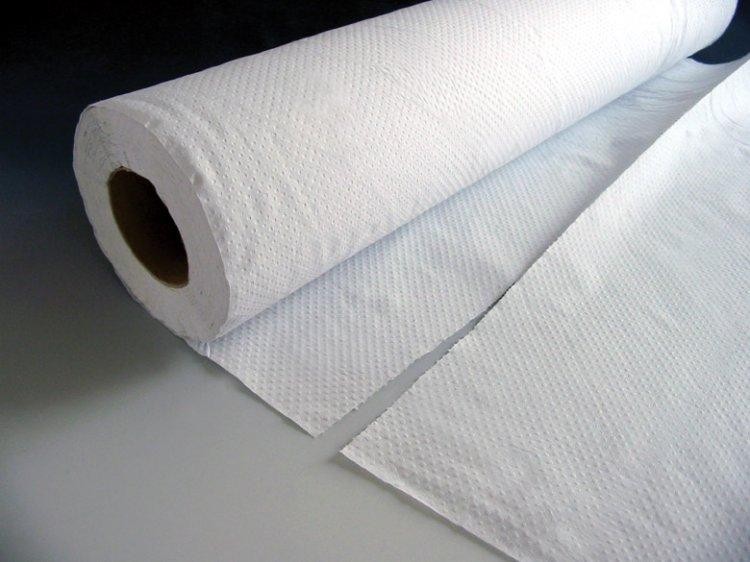 Batist Papírová role na lehátka 60 cm x 50 m | Dezinfekce a hygiena - Hygiena