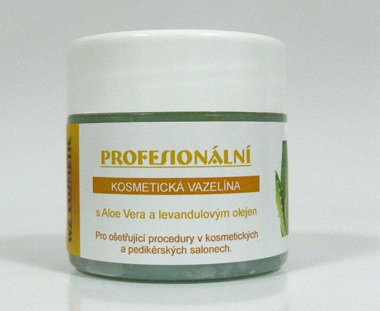 Kosmetická vazelína s Aloe Vera 150 ml | Kosmetika WZ cosmetic - Bylinné masti a vazelíny