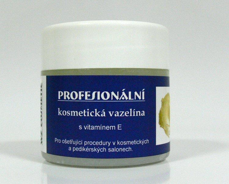 Kosmetická vazelína 150 ml | NEHTOVÁ MODELÁŽ - Kosmetika WZ cosmetic - Bylinné masti a vazelíny