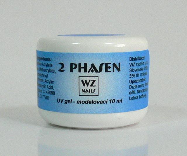 UV gel modelovací dvoufázový 10 ml | NEHTOVÁ MODELÁŽ - UV gely  - UV gely WZ NAILS